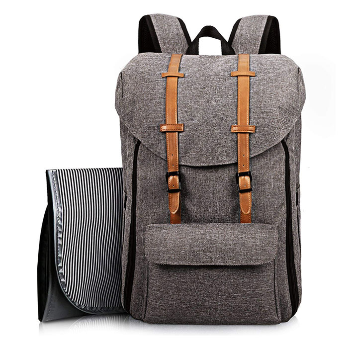 252ea46013fce Diaper Bag Backpack Waterproof Travel Maternity Nappy Changing Bags Large  Multi-function Baby Bags for Mothers