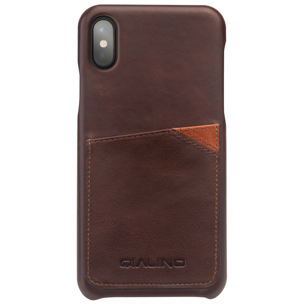2017 QIALINO Newly Launched Leather cover for iPhone 8 Luxury