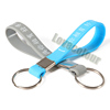 Factory supply customized soft rubber silicon keychain silicone key chain