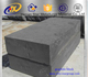 Graphite Supporting Block refractory Carbon / Graphite brick graphite block