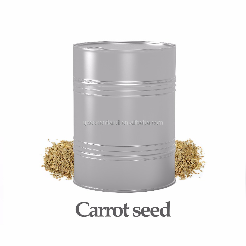 High Quality Carrot Seed Essential Oil 100% Pure Make Skin Tight And Elastic Good Skin Care Product
