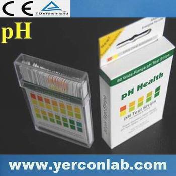 Urine Test Strips Ph 4 5 9 0 Ph1 14 Ce Fda Ce Buy