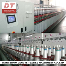 Cotton Yarn Production Line Spinning Plant / Cotton Yarn Thread Spinning Mill Textile Spinning Machinery