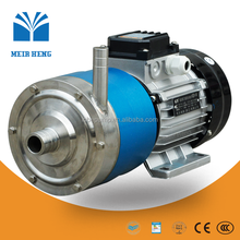 CQ-SS small chemcial centrifugal pump magnetic drive pump liquid transfer pump