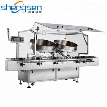 Electric Counting Filling Machine Line For Pill ,Tablets,Capsule
