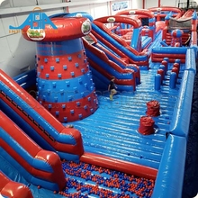 <span class=keywords><strong>Kinderen</strong></span> indoor grote <span class=keywords><strong>opblaasbare</strong></span> <span class=keywords><strong>trampoline</strong></span> thema park, Amusement game park apparatuur, <span class=keywords><strong>Kinderen</strong></span> spelen thema park te koop