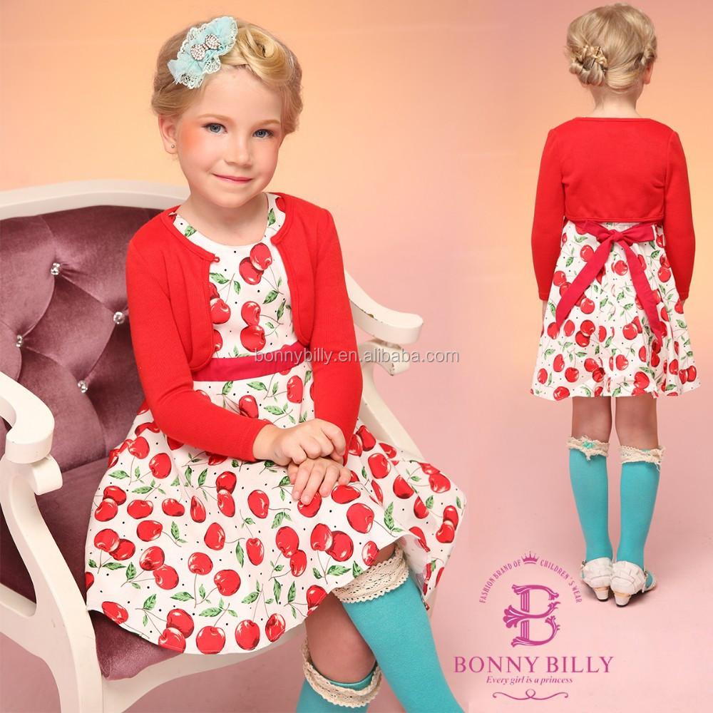 069cacc1f Fashion Kids Winter Dress