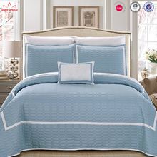 Top selling Queen Size ultrasone spreien quilt