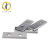 Carbide planer blades indexable woodworking tools
