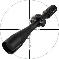 Vector Optics Marksman 6-25x50 Tactical Riflescopes PCP Air Gun Hunting Rifle Scope with US Optical System 0.1 MIL 1CM 0.1 MRAD