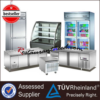 CE Approval Supermarket Refrigeration Equipment