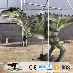 OA3658 Customized Walking with Robotic Dinosaur Costume