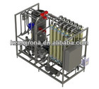 Fermentation filtre / concentré machine / ultrafiltration