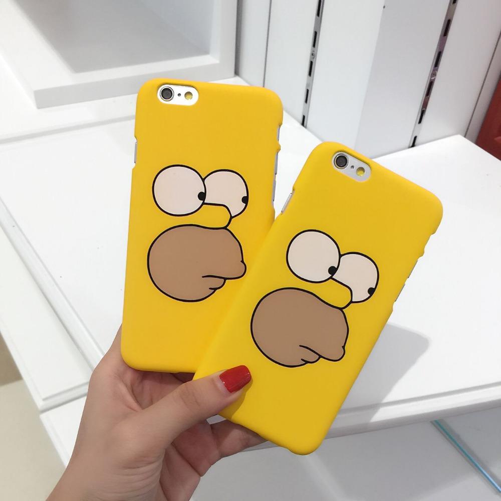 Coque Simpson Iphone S