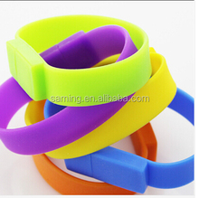Bracelet Wristband Pendrive 8GB USB Flash Drive Memory Stick with Fast Delivery