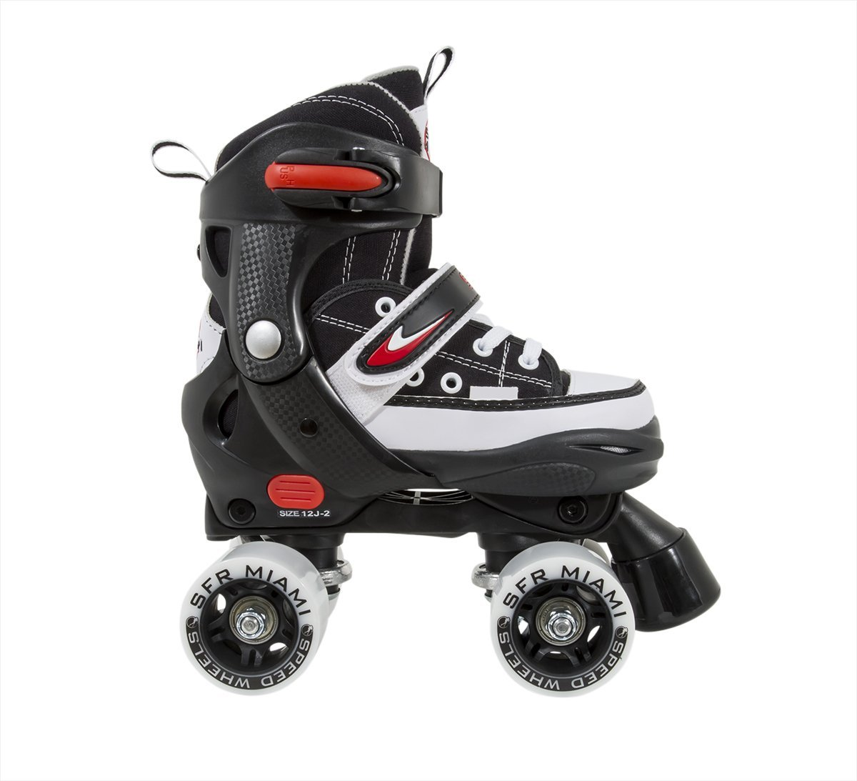 SFR Miami Kids Quads Black/Red