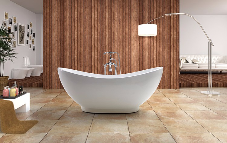 Cheap Price Modern European Style Fiberglass Bathtub - Buy ...