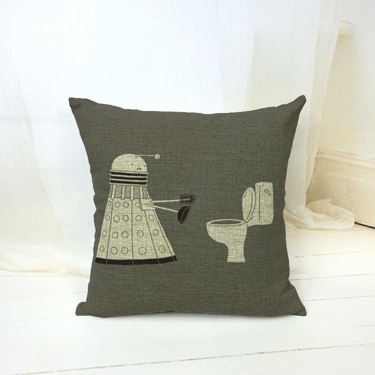 Buy Decorative Cushion Sofa Home Decor Cover Cute Cartoon Throw Best Cute Decorative Pillows For Cheap