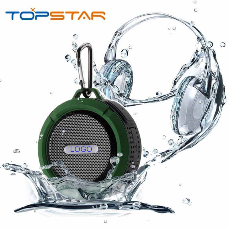 Hot Selling Outdoor Mini Portable 3D Audio Music Micro Wireless Speaker