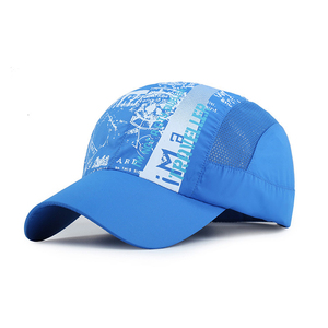dri fit customized printed logo floppy baseball hat cap golf quick drying sunscreen yupoong sports caps breathable nylon hats