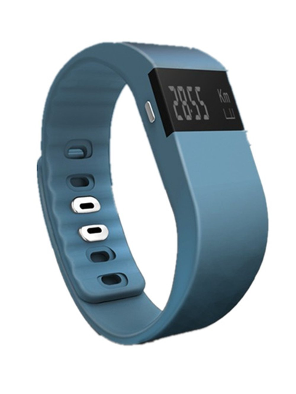 Sky Blue 2017 New Smart Band Sport Bracelet Wristband Fitness Tracker Bluetooth Band TW64 Smart Bracelet
