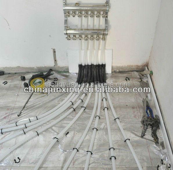 4 puerto m ltiple sistema de toda la tuber a de ppr pex - Calefaccion por suelo radiante precio ...