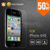Explosion Proof Tempered Glass Screen Protector Film Guard for iPhone 4/4S