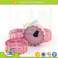 craft custom plastic packaging box for candy