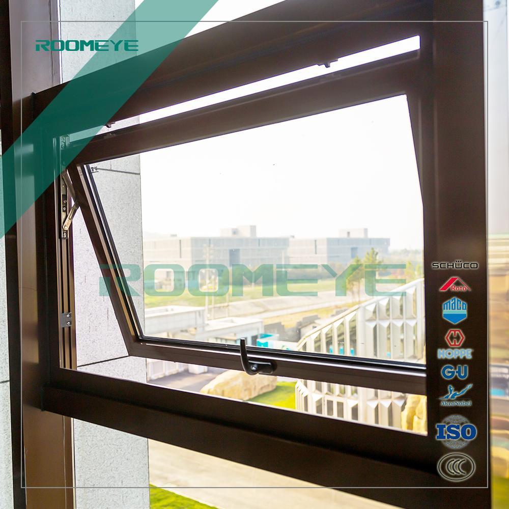 Frameless thermal break aluminum curtain wall