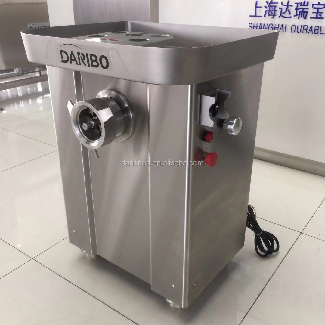 2018 Newest Ground Meat Machine with Low Noise,Big Capacity Fresh Meat Grinder for Sausage