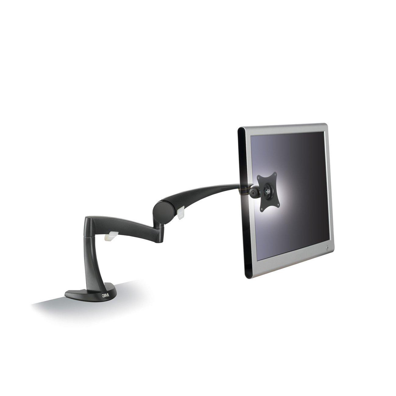 3M Mechanically Adjustable Monitor Arm (MA100MB)