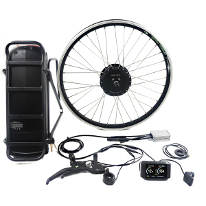 Greenpedel Europe 36v electric bike kit 250 watt hub motor with regenerative braking