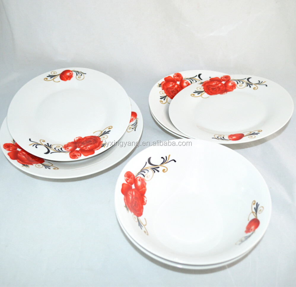 american porcelain tableware, others tableware, islamic porcelain tableware
