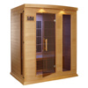 Outdoor Red Cedar Far Infrared Sauna Room, Sauna Cabin, Sauna House