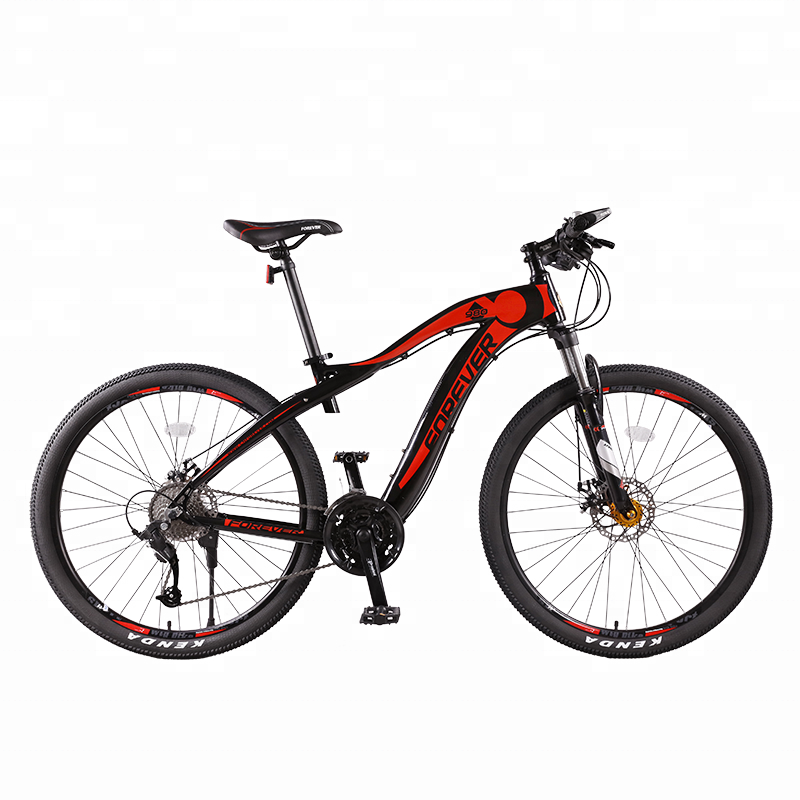 FOREVER Popular Model 980 PLUS 27.5 Inch 27 Speed Downhill Mountain Bike <strong>Cycles</strong> for Men Bicycle