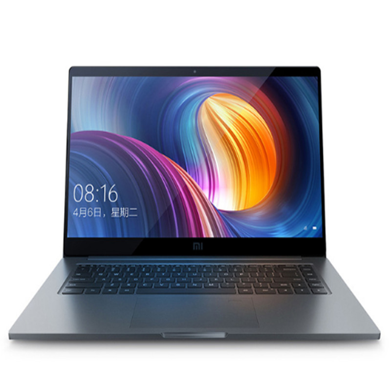 Original Xiaomi Mi Notebook Pro 15.6 Inch Fingerprint Recognition i5-8250U Intel Core 8GB 256GB SSD Gaming Computer <strong>Laptops</strong>