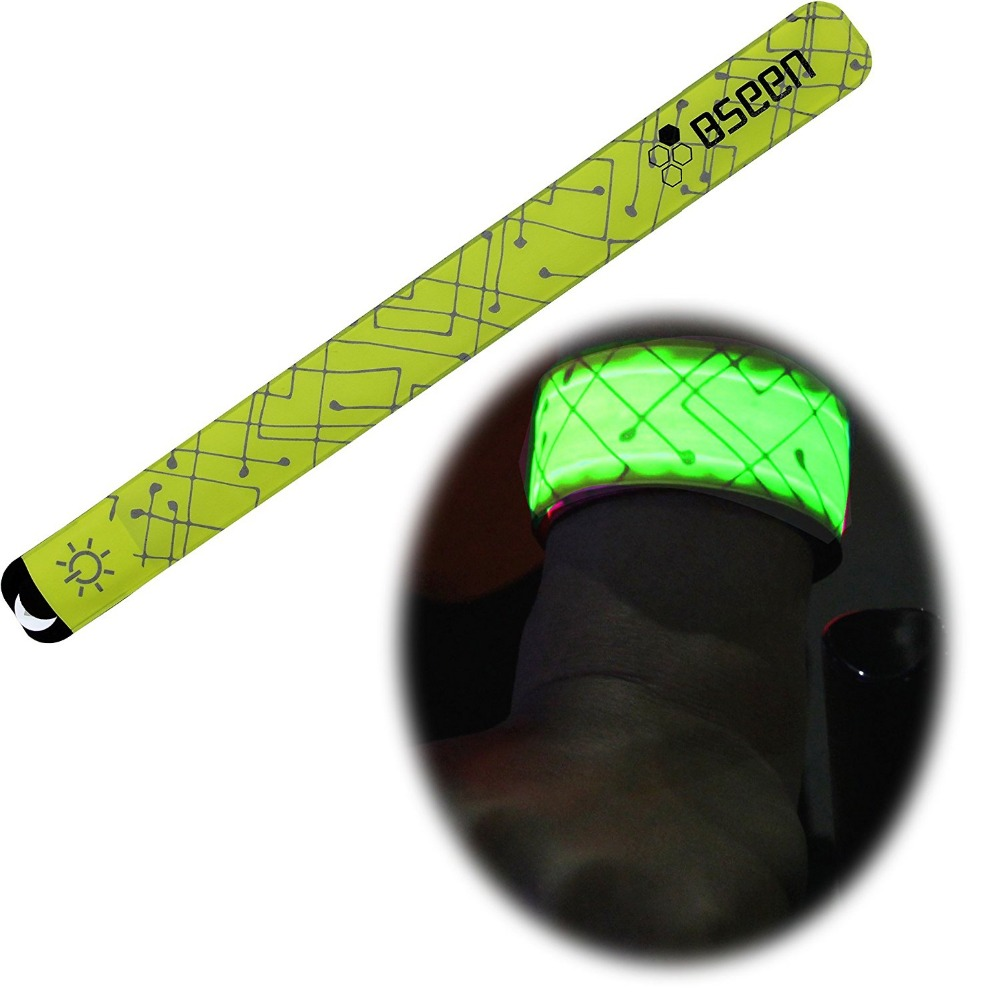 Best Selling Items Running Accessories Sports Wear LED Glowing Armband For Children Party Event Gifts Supplies
