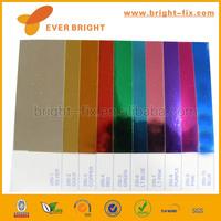 Metallic Aluminium foil Holographic paper,Gold Metallic paper,Silver metallic paper sheet