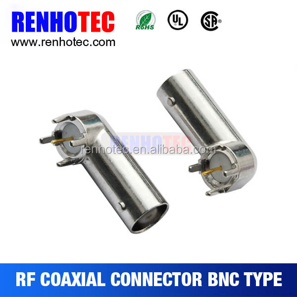 Right angle car Antenna Amplifier Camera cctv Bnc Connector