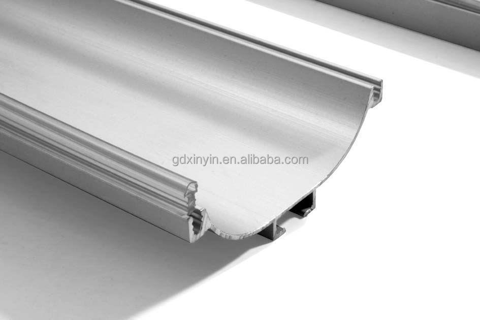 unsichtbar c stil griff aus aluminium profil china. Black Bedroom Furniture Sets. Home Design Ideas