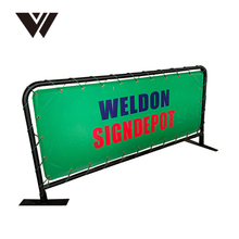 WELDON Qualità Caffè All'aperto Barriere Witb <span class=keywords><strong>Banner</strong></span>/a buon mercato Cafe Barriere
