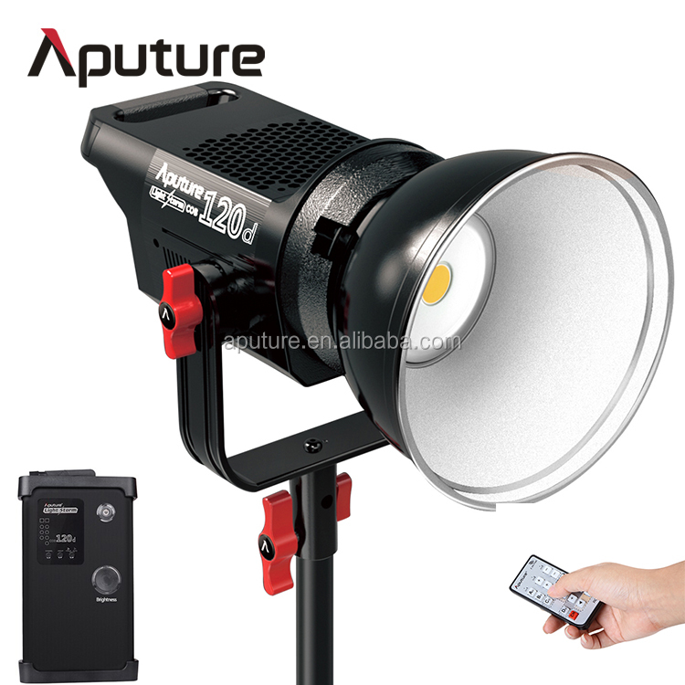 Aputure daylight LS C120d photography equipment studio