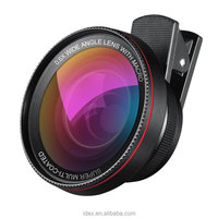 cell phone accessories wide Angle macro lens zoom for mobile phone camera lens