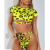 Free Shipping Swimwear sexy Leopard bikini one piece neon swimsuit tankinis for girl women