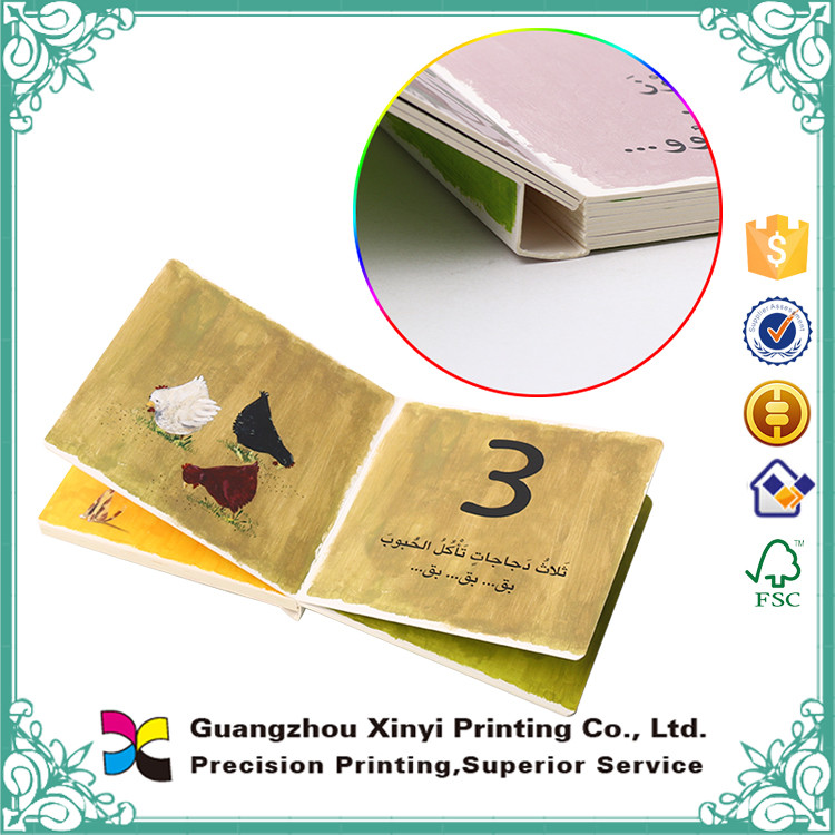 Custom Coloring Book Printing For Child Book(icti Certified)(china ...