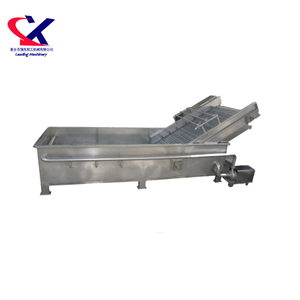 Fruit Washing Machine for Lychee Juice Processing Line, fruit washer
