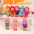 2Pcs Set Kids Toys Soft Interactive Baby Dolls Toy Mini Doll For girls Confused Doll Phone