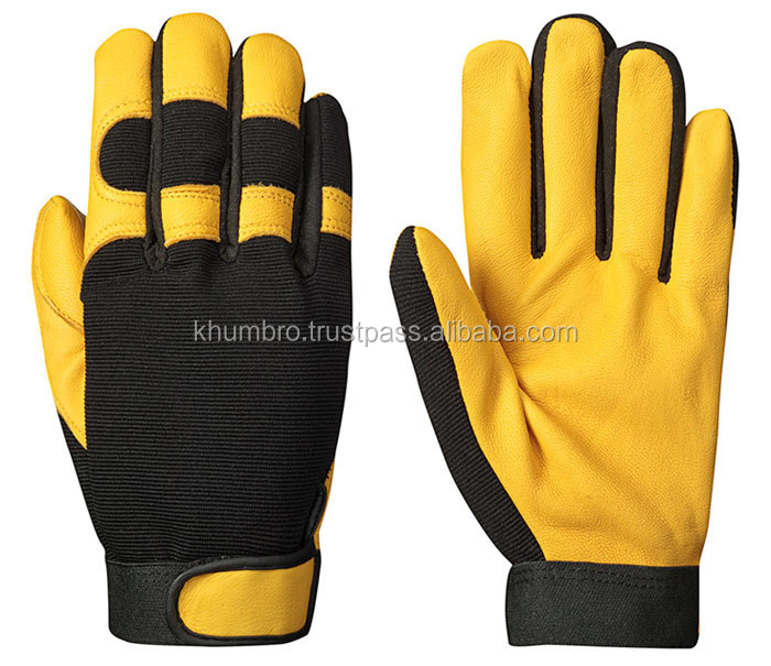 Fireproof mechanic gloves / waterproof mechanics gloves/ Mechanic GLOVES
