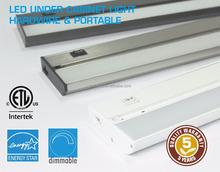Hardwire Under Cabinet LED Light Dimmable LED Under Cabinet Light