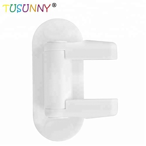 2018 New Design Safety Lock Baby Door Lever Handle Lock